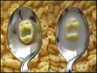 schreiende Cornflakes