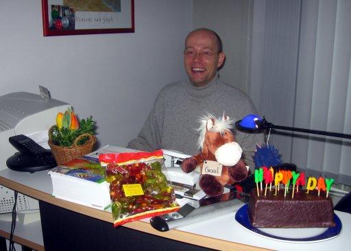 Birthday Gaul
