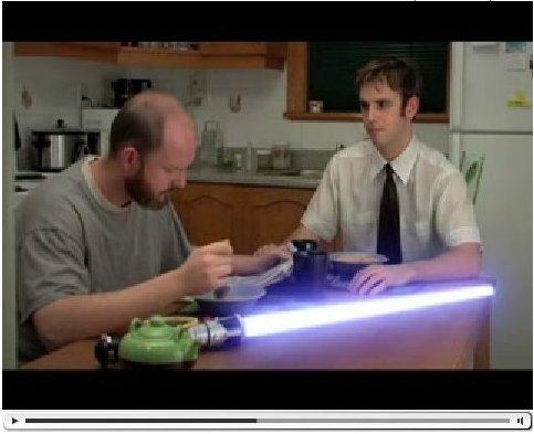 Jedi Breakfast